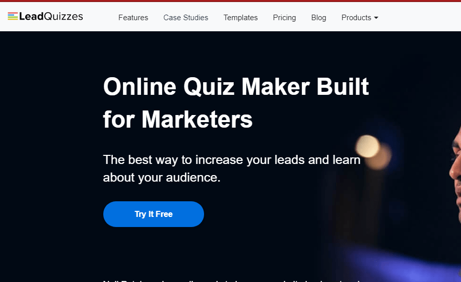 Creating quiz for building email list from scratch