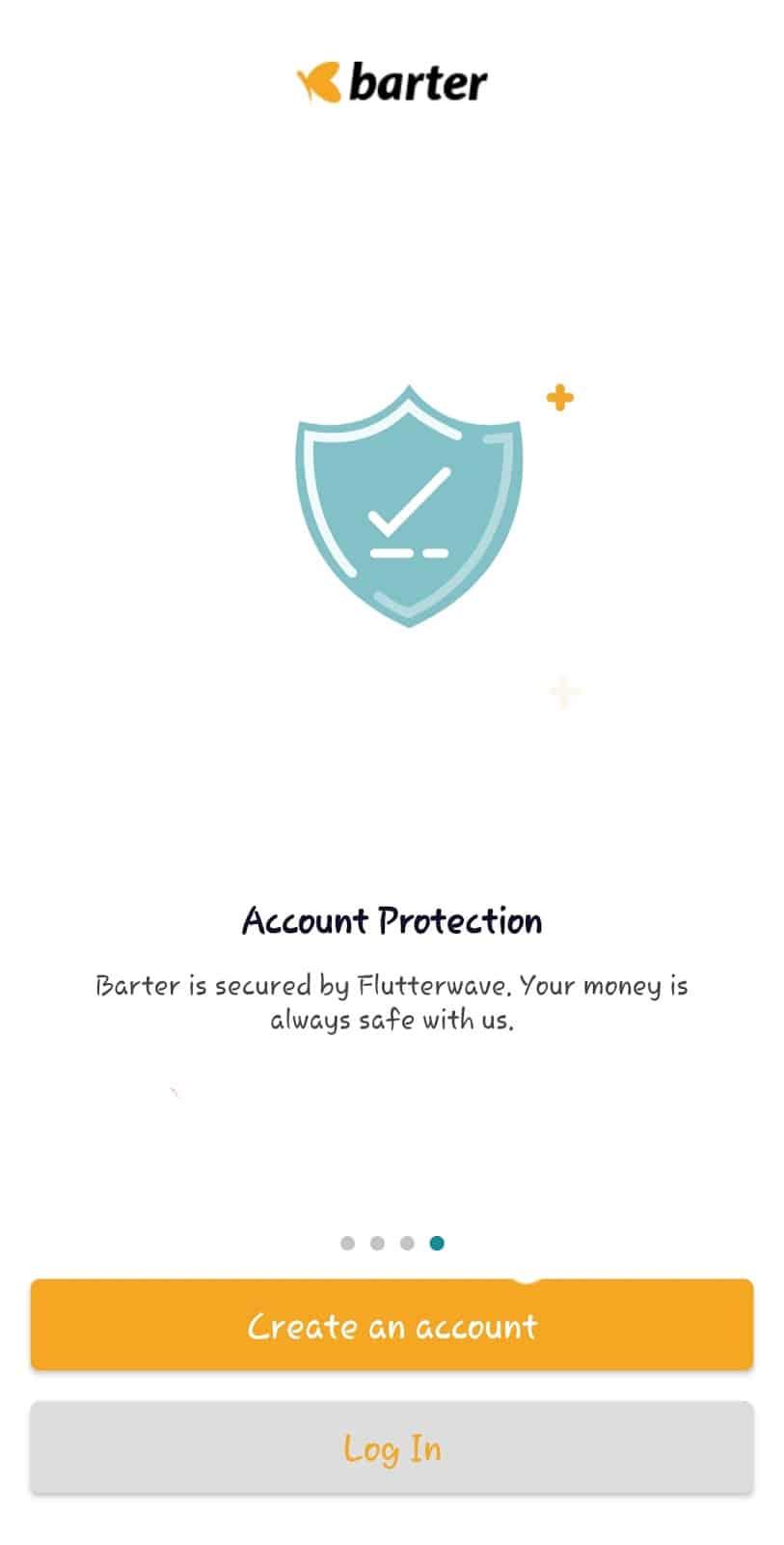 barter homepage for barter virtual dollar card