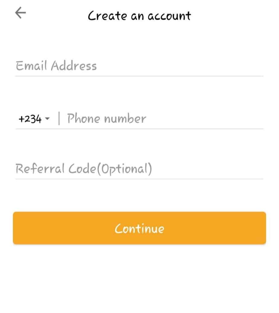 registration process for barter virtual dollar card
